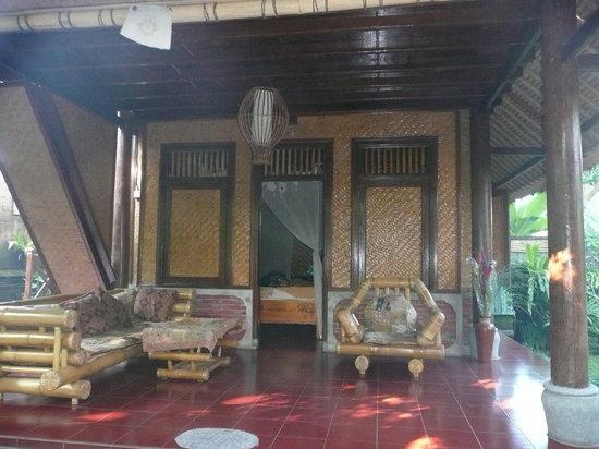Suartha Pension : Our room
