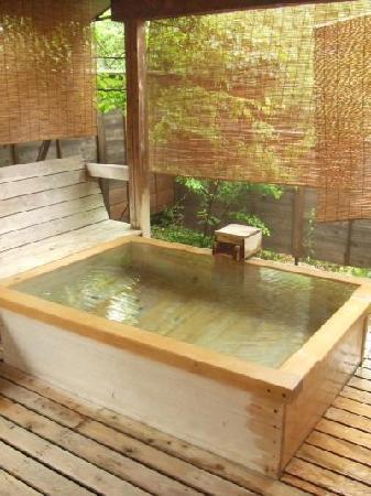 Kinugawa Plaza Hotel: 貸切風呂
