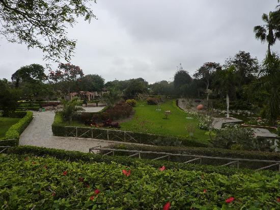 Parque de las Leyendas (Zoo): mas del hermoso paisaje del parque de las leyendas