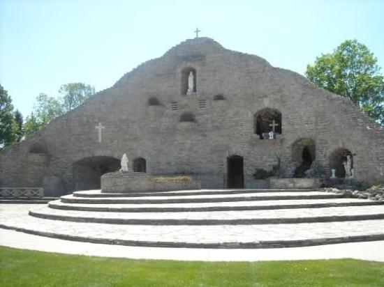 Our Lady of the Woods Catholic Shrine, Mio, MI, United States