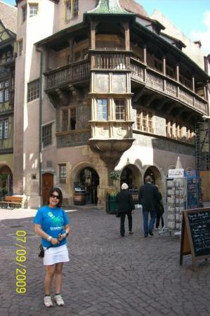 gedung tertua di colmar 400 thn umurnya foto de colmar haut rhin tripadvisor. Black Bedroom Furniture Sets. Home Design Ideas