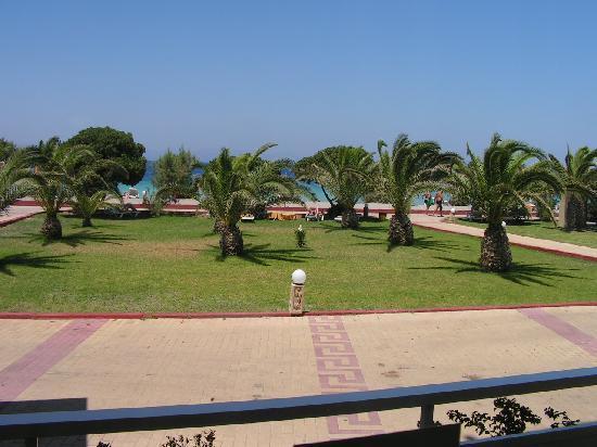 Sunshine Rhodes Hotel: Room view