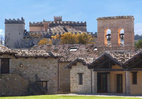 Castelraimondo, Italy: I casali