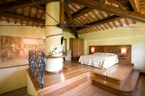 Castelraimondo, Italien: Suite