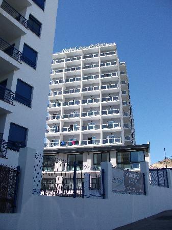 Hotel Los Patos Park: Vista del hotel