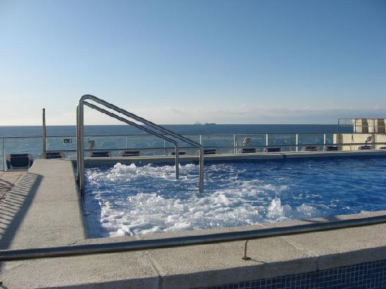 H·TOP Pineda Palace: roof top pool