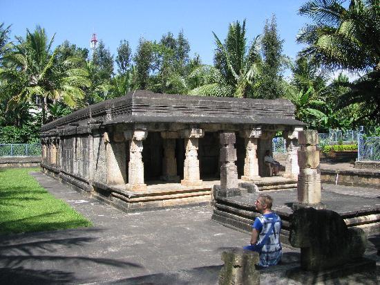 Kallat Heritage: Local Jain TEmple