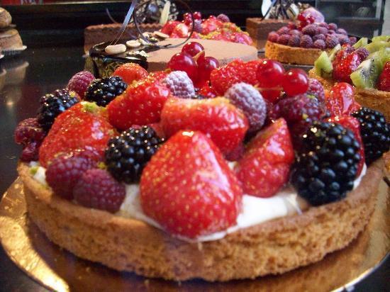 Paris, Frankrike: yummy