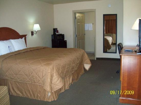 Comfort Inn Sonora swimming pool