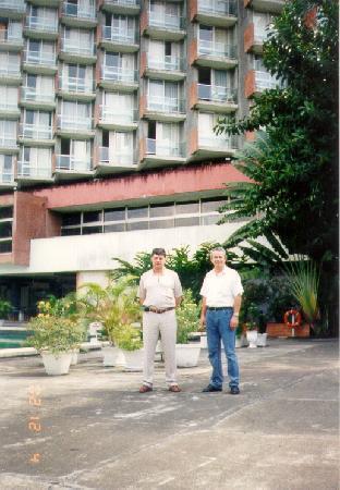 Novotel Port Harcourt: Hotel