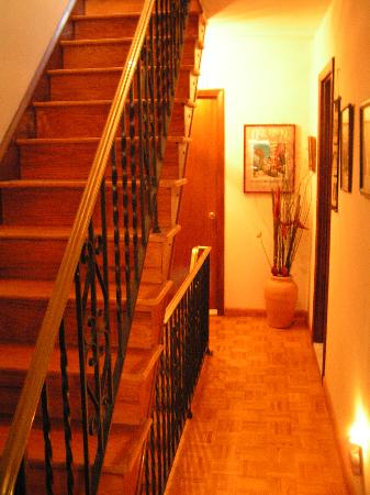 Seventh Street B&B: Hallway