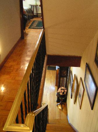 Seventh Street B&B : Hallway