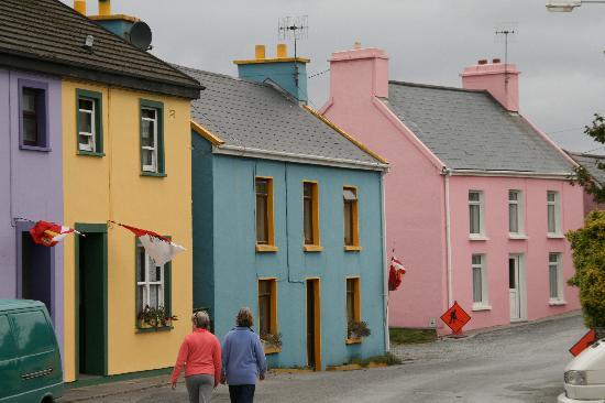 Crookhaven, ไอร์แลนด์: Tidy town on Beara