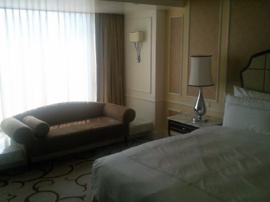 L'Arc Hotel Macau: Room view