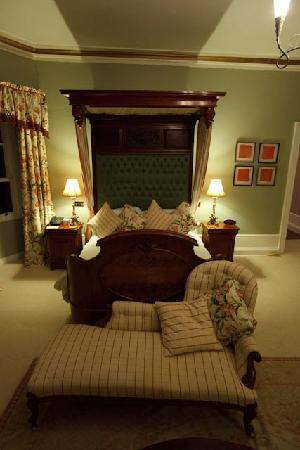 Boath House: Room 3