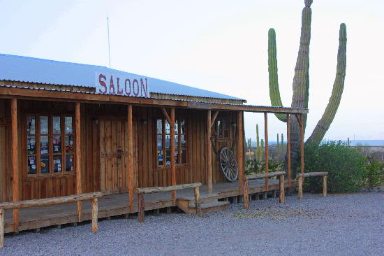 Del Borracho Saloon & Grill