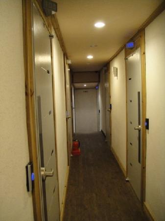 Seoul Backpackers : Hallway