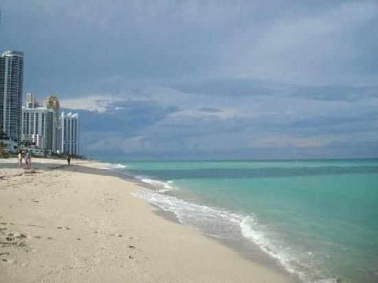 Sunny Isles Beach, FL: The Beach