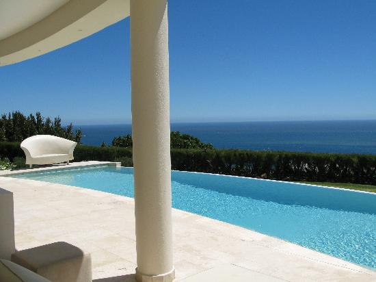 Atlantic Suites Camps Bay: View from the pool