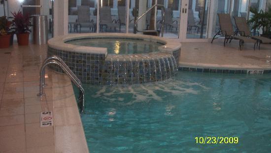 كورت يارد أوشن سيتي أوشنفرونت: Pool Area