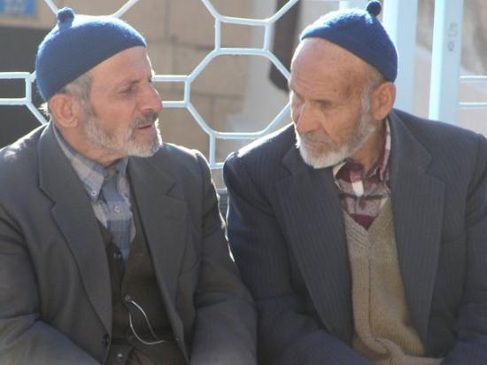 Urgup, Turquie : ¿Cuándo llegaremos a la jubilación...? (Foto hecha en la Capadocia, Turquía)