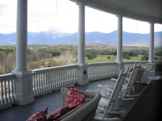 Omni Mount Washington Resort View Of The White Mountains Mt Hotel Bretton