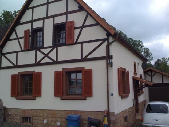 Reichenbach, Baden-Wurttemberg, Germany Our home