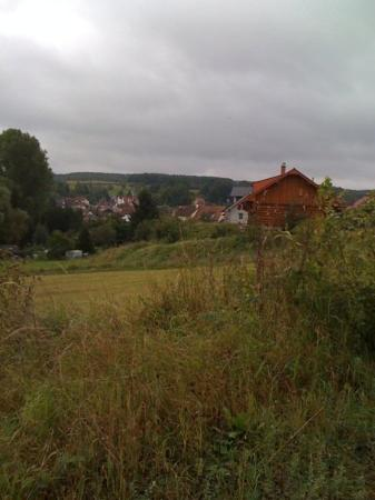This is our village. Reichenbach-Steegen