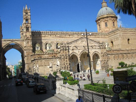 Sicilia, Italia: Cathedral in Palermo