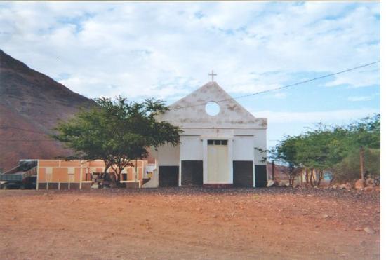 CHIESETTA NEL DESERTO,Sao Vicente