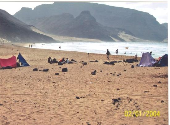 São Vicente, Kap Verdeöarna: Bahia Grande