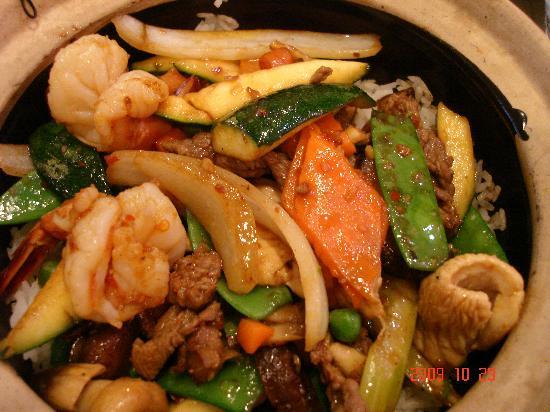 Pho So 1: Claypot rice