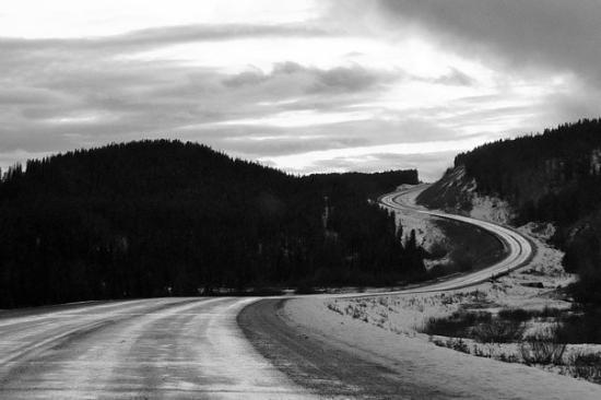 Road to Whitehorse, Alaska Highway