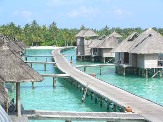 Gili Lankanfushi Maldives: 3rd Jetty