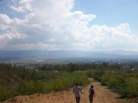 Hiking near Casa Raab
