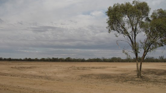 Menindee, Austrália: Lots to see in the outback.