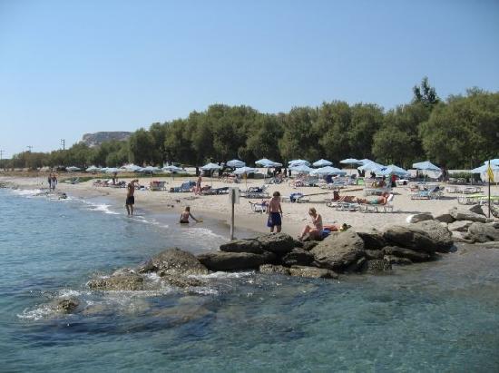 Lagas Aegean Village: beach