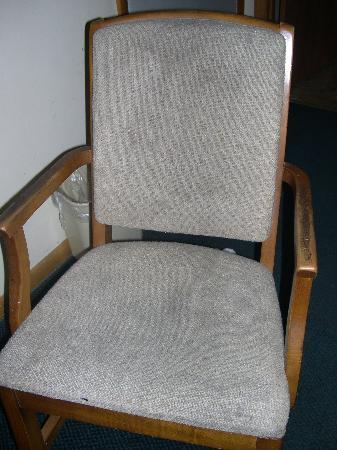Pottsville Motor Inn: sitting chair