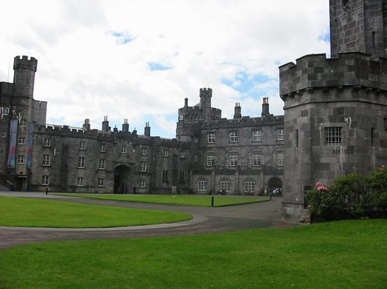Kilkenny, İrlanda: The Butler Castle