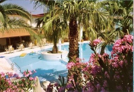 Papillon Hotel: Pool area
