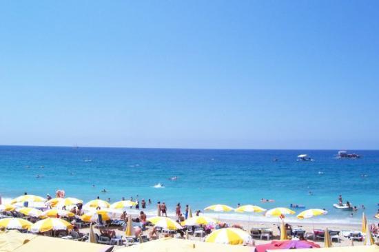 Palmiye Beach Hotel Photo