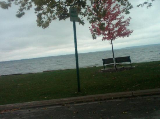 Lake Winnebago in appleton