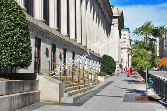 United States Department of the Treasury: Dept of Treasury