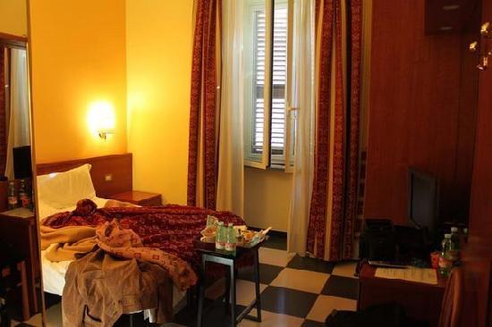 Centro Romano: room