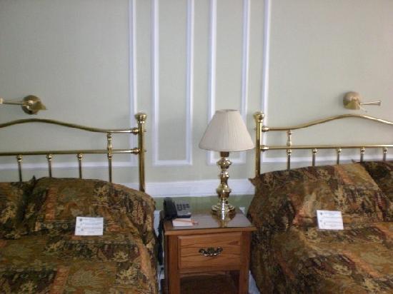 Chateau de l'Argoat : Room 32 beds