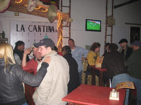 La Cantina II: Friendly atmosphere