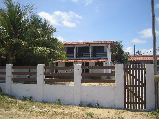 Baia da Traicao, PB: aluga-se casa na prainha