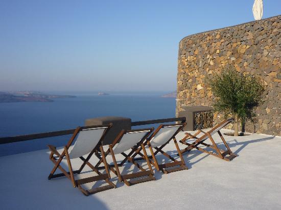 Aenaon Villas: Amazing views