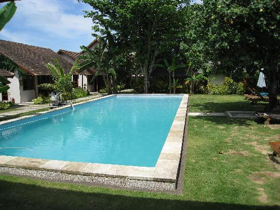 Cocotinos Manado: Relax in the pool