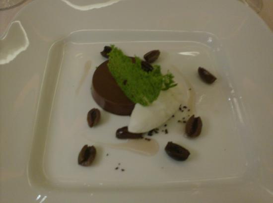 Cuisine at Ristorante Cracco, Milan.